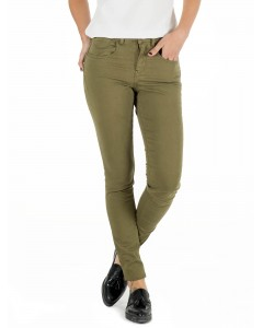 Vaquero push-up verde militar